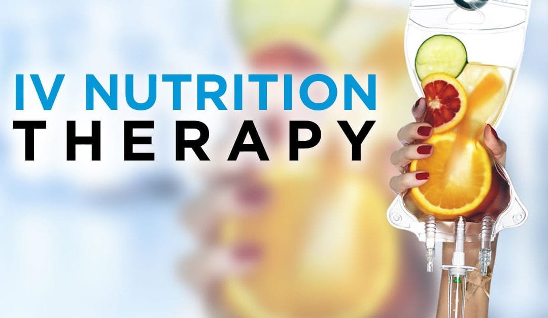 IV Nutritional Therapy for Beauty and Wellness